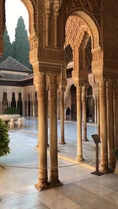 Alhambra Spain, Granada Spain, Malaga Spain, Seville Spain, Adventure Aesthetic, Travel Aesthetic, Marrakesh, Alcazar Seville, Spain And Portugal
