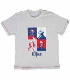 Perfect 4th of July Tee from Dogwood ♥sweetpeas