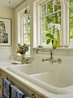 Windows!  And, of course, the sink! Utility Sink Design, Pictures, Remodel, Decor and Ideas - page 2