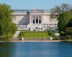 The Cleveland Museum of Art - The Cleveland Museum of Art was founded in 1913 and houses a collection of more than 30000 works of art ranges over 5000 years, from ancient Egypt to the present, and includes masterpieces from Europe, Asia, Africa, and more.