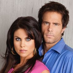 Nadia Bjorlin and Shawn Christian (NBC). 'Days of Our Lives'