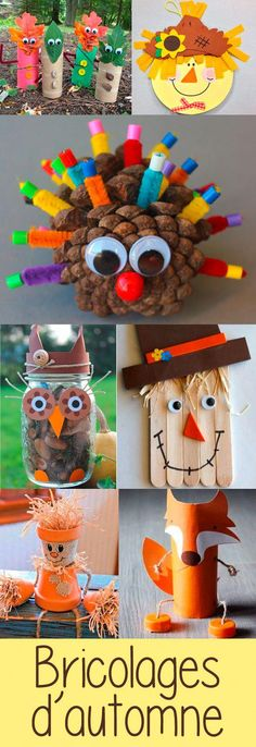 DIY crafts for your elves Source by celiciajung Easy Fall Crafts, Crafts For Kids To Make, Fall Diy, Diy Arts And Crafts, Diy Crafts, Bricolage Halloween, Fall Decor, Holiday Decor, Decor Diy