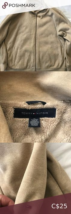 Tommy Hilfiger XL sweater Sweater is in excellent used condition.Their are a couple very small stains pretty much unnoticeable. Perfect for when you want to stay warm but don't want to wear a jacket very heavy cozy sweater Tommy Hilfiger Sweaters Zip Up Tommy Hilfiger Sweater, Pretty Much, Cozy Sweaters, Stay Warm, Zip Ups, Men Sweater, Stains, Leather Jacket, Man Shop