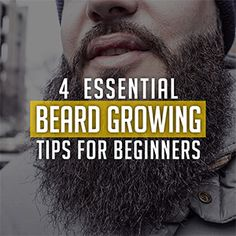 So you are considering growing your beard faster and thinker? For men who are looking for ways on how to grow their beard, they must understand first that this is not an easy task and that a longer beard cannot be achieved within just a matter of days. Beard Hair Growth, Best Beard Growth, Hair Growth Tips, Grow A Thicker Beard, Thick Beard, Beard Styles For Men, Hair And Beard Styles, Long Hair Styles, Beard Growing Tips