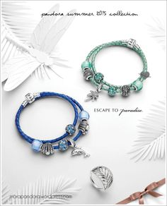 Pandora Summer 2015 ❤️