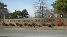Ft. Campbell, KY...where my son is stationed