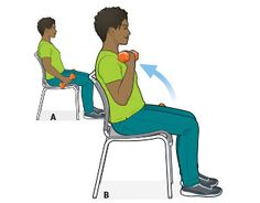 In many exercise programs, be it weight lifting for building and toning muscles or cardio vascular exercises for increasing stamina and to lose weight, most people do not perform enough stretching exercises even though stretching exer Chair Exercises, Stretching Exercises, Improve Flexibility, Flexibility Workout, Cardio, Muscle Problems, Part Of Hand, Increase Stamina, Bones And Muscles