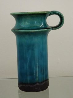 Jasba West German Vase by JunknFunk on Etsy, £14.00