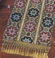 Kendimata.gr - Σταυροβελονιά Palestinian Embroidery, Corpus Christi, Cross Stitch Charts, Apparel Design, Perler Beads, Needlepoint, Snowflakes, Macrame, Bohemian Rug