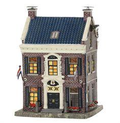 Stadhuis - Dickensville Elfsteden - Sloten