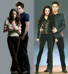 Twilight to Breaking Dawn part 2