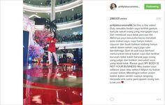 Prilly Latuconsina sepertinya mulai tersulut ketika banyak netizen | PT Solid Gold Berjangka Pusat Priily mengaku selama ini tak begitu menghiraukan komentar haters di akun Instagram-nya. Namun kini dia merasa harus bicara untuk membungkam netizen yang nyinyir. Sejumlah netizen pun terlihat…