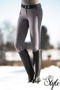 c35bd957dc HKM teli szilikonos női lovaglónadrág Scotland by Lauria Garelli. Style  Lovas Webáruház