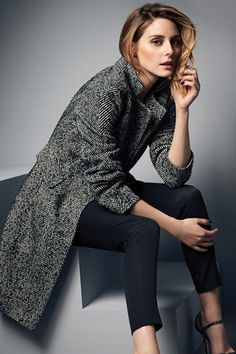 Olivia Palermo is the face of Coast