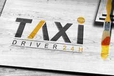 Professional Logo Design, Logo Concept, Logo Maker, Coreldraw, Say Hi, Taxi, High Quality Images, Logos, Illustration
