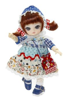 Amazon.com: Ball-Jointed Doll Ai - Vinca: Toys & Games