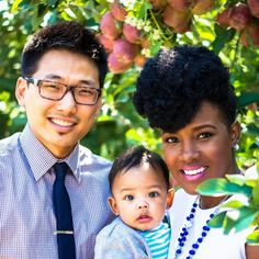 beautiful family #naturalsistas #interraciallove