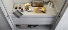 Resultado de imagen de armarios cocinas escamoteables