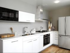cocina moderna ideas de cocina cocinas de estilo apex interior photos photos apex kitchen gray modern west apartment photos wood tones