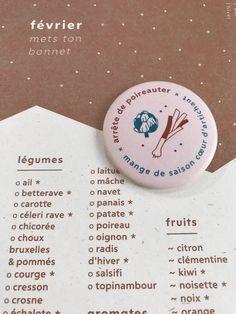 Image of Calendrier des fruits & légumes de saison