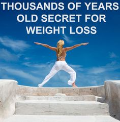 This is an old method of losing your weight and improve your health. Its all natural.