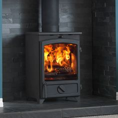 The Go Eco Wide Plus is a mutlifuel/ wood burning stove that is already certified as Ecodesign ready. All stoves by 2022 have to meet these stringent regulations and have to restrict the amount of emissions they emit. The Plus aspect on this stove mean Electric Fires, Electric Stove, Plywood Furniture, Boiler Stoves, Inset Stoves, Eco Design, Wood Fuel, Multi Fuel Stove, Stove Fireplace