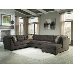 Delta City 3 Piece Sectional  $1499