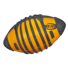 Nerf N-Sports Weather Blitz All Conditions Football - Orange. Weather Blitz All Conditions football has outstanding durability. Play like a pro in rain, snow or mud. Build your toughness for all kinds of weather. Includes football.