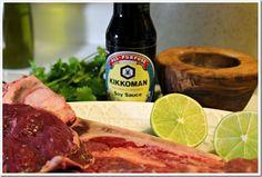 Authentic Mexican Recipes, Authentic Carne Asada Recipe, Mexican Food Recipes, Guacamole, Guajillo Sauce, Carne Asada Marinade, Shredded Beef Tacos, Comida Latina, Sirloin Steaks