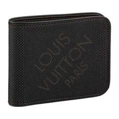 Louis Vuitton men wallet #want