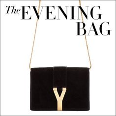 The New Basics: The Evening Bag