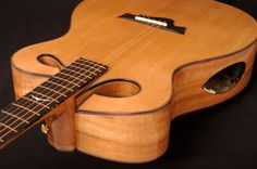 Montarado Enterprises - Custom-built Guitars