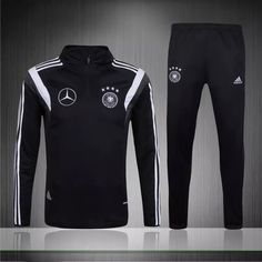 47c459b629 Survetement de foot 2015 2016 Germany Noir