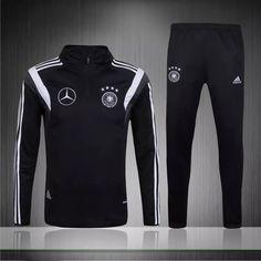 Survetement de foot 2015 2016 Germany Noir