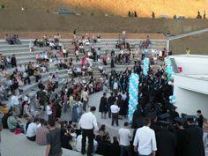 Seating arrangement with the block, Düzce Üniversitesi Retaining Blocks, School Sports, Stairways, 4x4, The Unit, Stairs, Staircases, Ladders