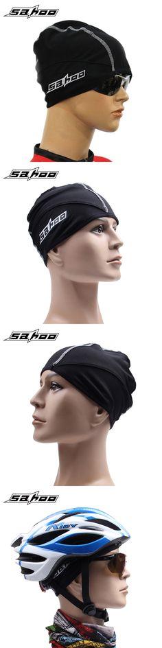 [46862-1] Windproof Helmet Cap SAHOO Skull Caps Outdoor Sport Skiing Cycling Cap Motorcycle Bicycle Bike Caps Hat for Men Women