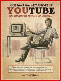 Youtube in the old days