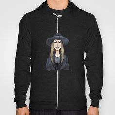 Zoe Hoody by Dan Paul Roberts - $42.00