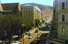 Wale Street, somewhere middle 50's - early 60's.