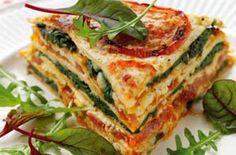 Лазанья вегетарианская: 5+ рецептов с фото - http://life-reactor.com/lazanya-vegetarianskaya/