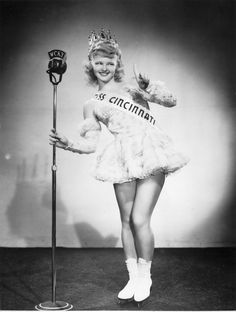 """In 1939 Carl Snyder, a booking agent for big name bands, began producing ice shows on small portable rinks in hotels and nightclubs. He put one together in 1943 that was named """"Holiday On Ice."""" One of its stars was Joan Hyldoft, a teenager who was Miss Cincinnati."""