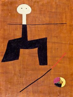 Joan Miro (1893-1983), Untitled