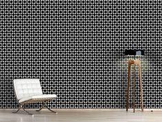 Design #Tapete Wasserminenkronleuchter Design, Self Adhesive Wallpaper, Wall Papers, Monochrome