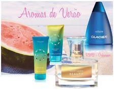 BlogOrikarmos - Cosméticos Oriflame: Aromas de verão Orilame