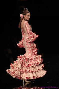 Flamenco Wedding, Flamenco Dancers, Flamenco Dresses, Spanish Dancer, Spanish Wedding, Frou Frou, Cute Dresses, Disney Princess, Inspiration