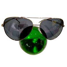 df5b7a2ee7238 Cool e Sha 2017 New Men s Fashion Sunglasses Metal Pilot Sunglasses  Anti-Reflective oculos oculos