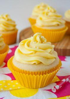 Vanille Cupcakes Rezept einfach