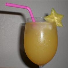 """Hawaii Five-O -  """"This is a dangerously delicious beverage with vanilla vodka, Grand Marnier, pineapple and lime juice. Book 'em Danno."""""""