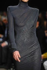 Donna Karan Fall 2012 Ready-to-Wear. Subtle little details