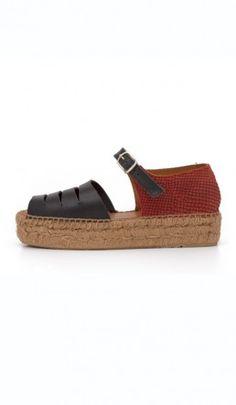 Naguisa sandals - Plümo Ltd